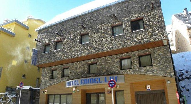 hotel camel lot pas de la casa h tel camelot pas de la case hoteles hotels h tels andorra andorre. Black Bedroom Furniture Sets. Home Design Ideas