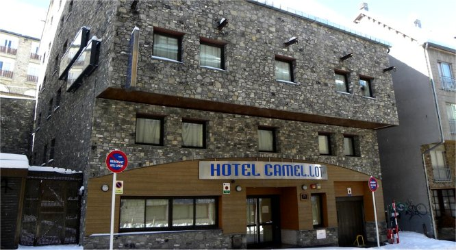 Hotel camel lot pas de la casa h tel camelot pas de la - Hotel camelot pas de la casa ...
